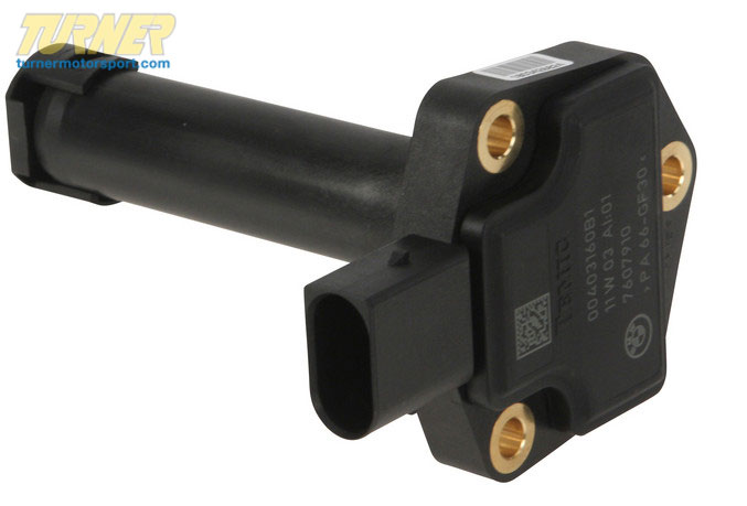 T#13104 - 12617607910 - Oil Level Sensor - E9X, E82 E60 E63 E70 F10 - Genuine BMW - BMW