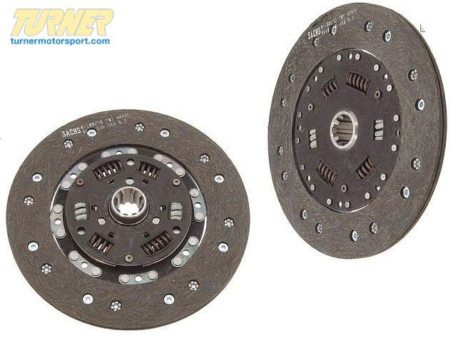 T#7530 - 21211223125 - BMW AT-Clutch Disk 21211223125 - Sachs -