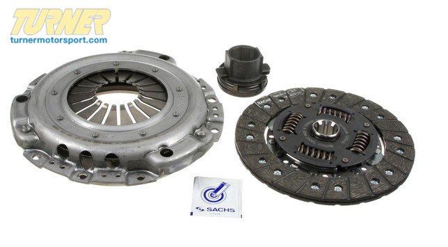 T#15212 - 21211223570 - Genuine BMW Set Clutch Parts D=215mm - 21211223570 - E30,E36 - Genuine BMW -