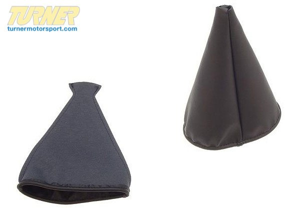 T#7619 - 25111208773 - Genuine BMW Gearshift Imitation Leather Boot 25111208773 - Genuine BMW -