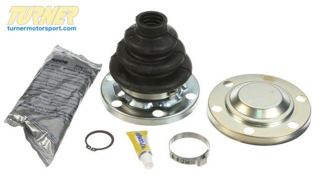 T#59890 - 33219067812 - Genuine BMW Repair Kit Bellows, Interior - 33219067812 - E30,E30 M3 - Genuine BMW -