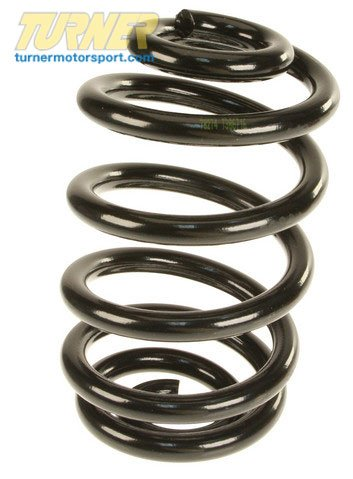 T#61137 - 33533413080 - Genuine BMW Barrel Spring Rear - 33533413080 - Genuine BMW -