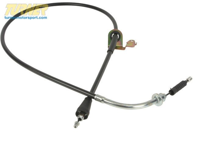 T#15977 - 34406777400 - MINI Brakes Left Hand Brake Bowden Cable 34406777400 - Genuine Mini -