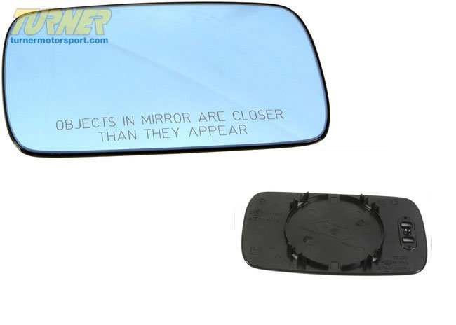 T#9010 - 51168119714 - BMW Trim Convex Mirror Glass 51168119714 - Genuine BMW -