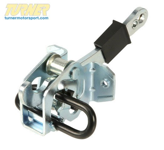 T#89622 - 51218161782 - Front Door Brake - E36 Coupe & Convertible - Genuine BMW - BMW