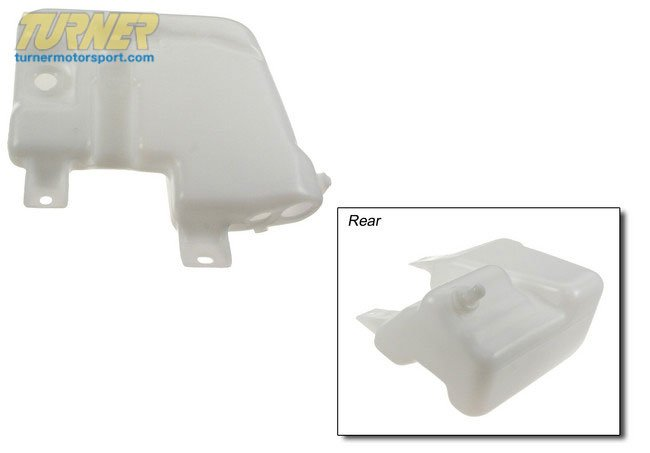 T#4669 - 61668352898 - Windshield Washer Bottle - E38 740i 740il 750il  - Genuine BMW - BMW