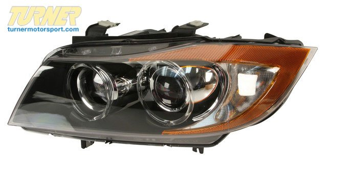 T#20264 - 63117161665 - Bi-xenon Headlight, Left 63117161665 - ZKW -