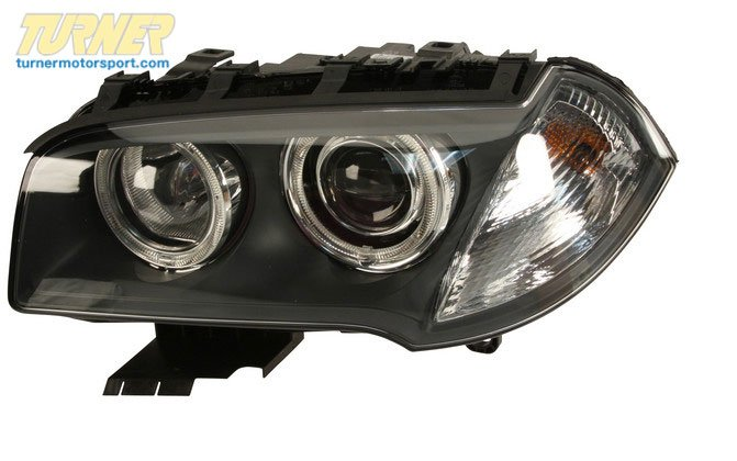 T#18799 - 63123456045 - Bi-xenon Headlight Akl, Left 63123456045 - Magneti Marelli -