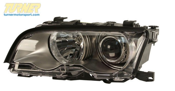 T#18813 - 63126911455 - Bi-xenon Headlight, Left 63126911455 - Hella -