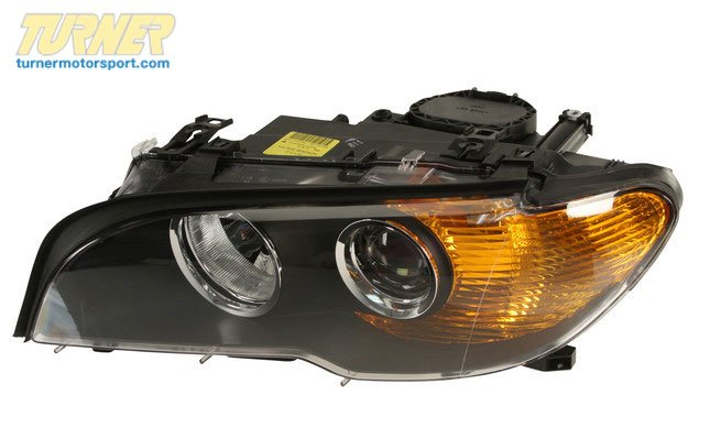 T#18958 - 63126935723 - Bi-xenon Headlight, Left 63126935723 - Magneti Marelli -