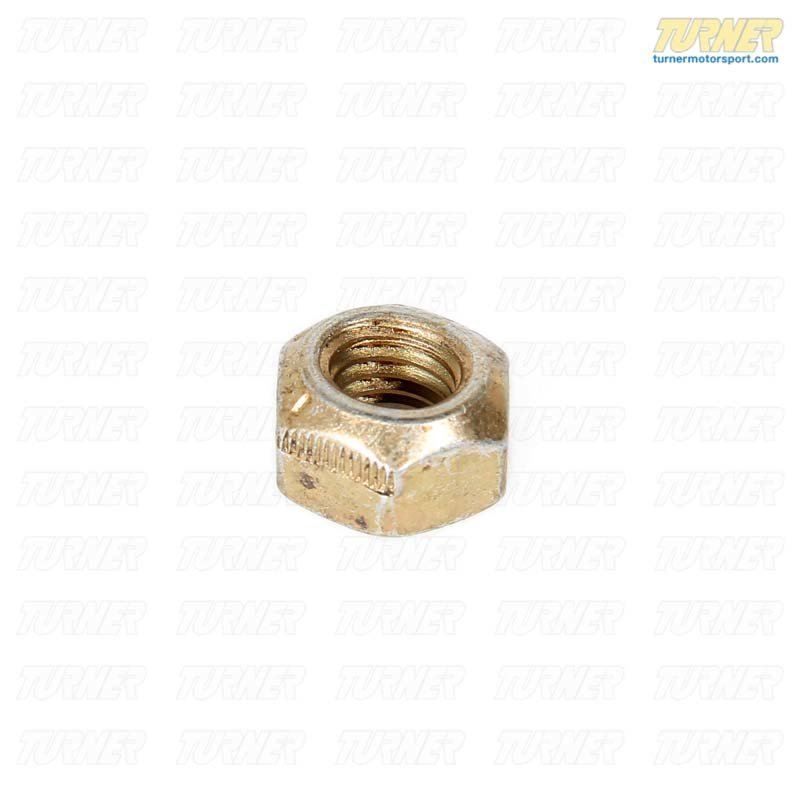 T#6517 - 07129922705 - Genuine BMW Self-locking Hex Nut 07129922705 - Genuine BMW -