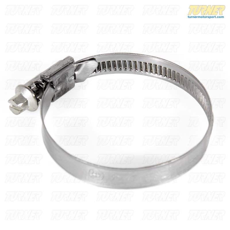 T#6539 - 07129952121 - Genuine BMW Hose Clamp - 07129952121 - E34,E36,E38,E39,E85 - Genuine BMW -