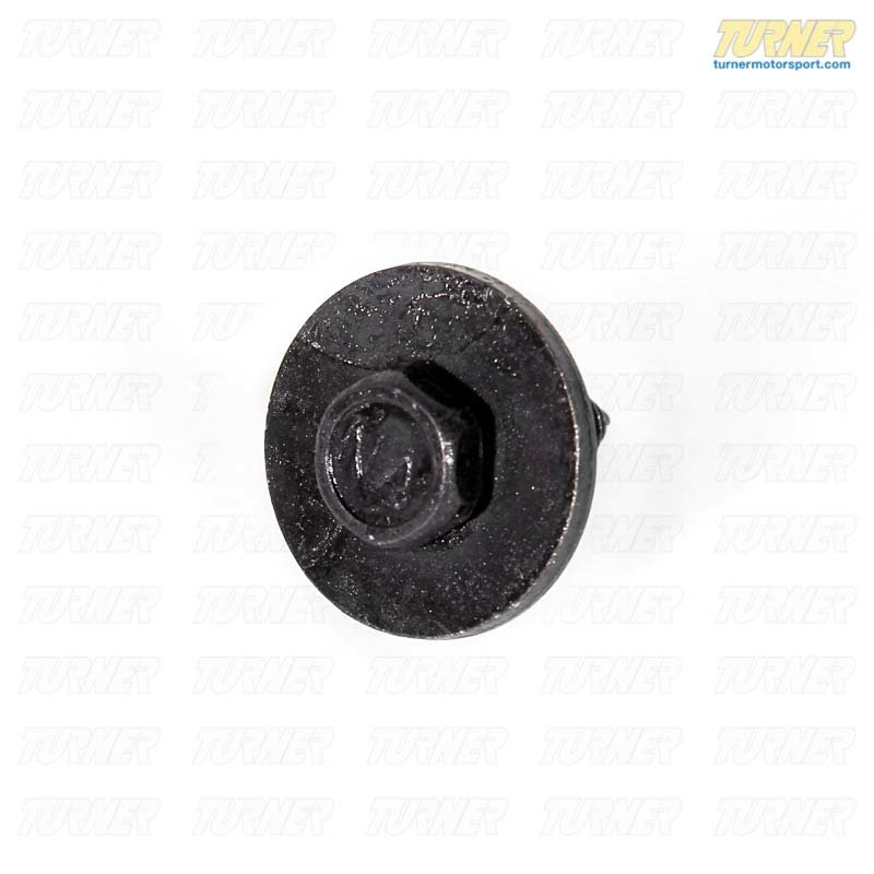 T#6556 - 07147129160 - Genuine BMW Hex Head Screw With Washer 07147129160 - Genuine BMW -