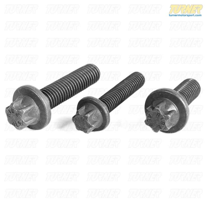 T#30544 - 11110392552 - Genuine BMW Set Of Alu. Screws Crank Cas - 11110392552 - Genuine BMW -