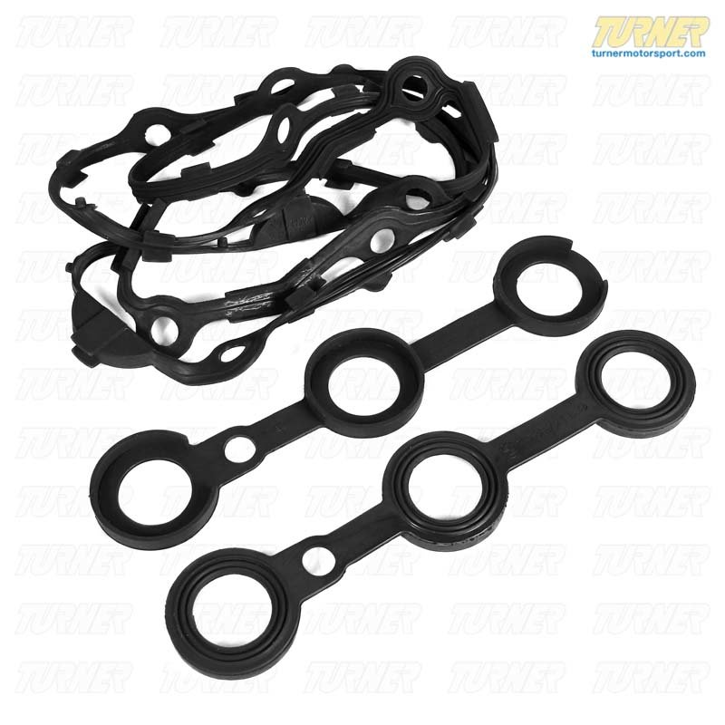 T#19496 - 11120034106 - Genuine BMW Set Of Profile Gaskets - 11120034106 - E34,E36 - Genuine BMW -