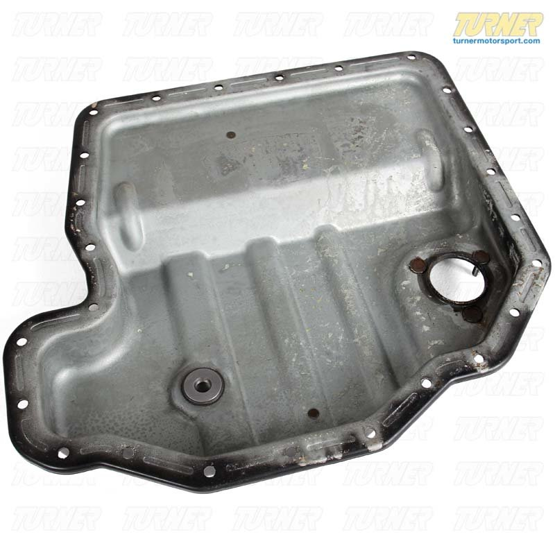 T#12896 - 11131702891 - Genuine BMW Oil Pan - 11131702891 - E34,E38,E39 - Genuine BMW -
