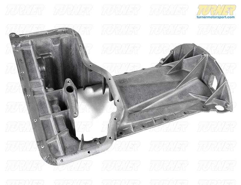 T#31740 - 11131715120 - Genuine BMW Oil Pan Upper Part - 11131715120 - E30 - Genuine BMW -