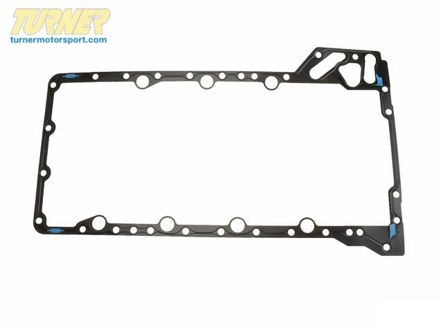 T#19259 - 11137566644 - Genuine BMW Gasket Steel 11137566644 - Genuine BMW -