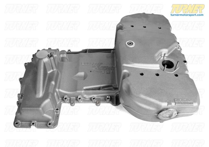 T#12901 - 11137839227 - Genuine BMW Oil Pan - E9X M3 - Genuine BMW - BMW