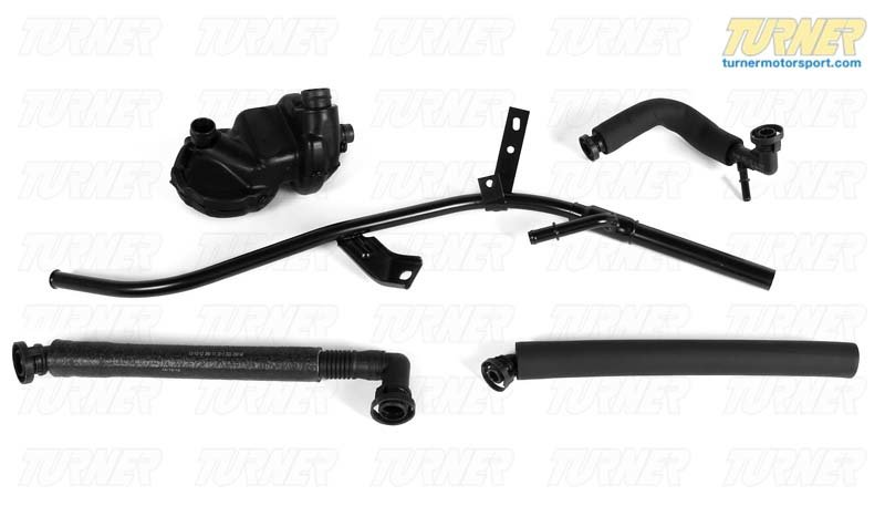 T#2898 - 11617533400-E83 - Crankcase Oil Separator Repair Kit - E83 X3 2.5i 3.0i 2004-2006 - Turner Motorsport - BMW