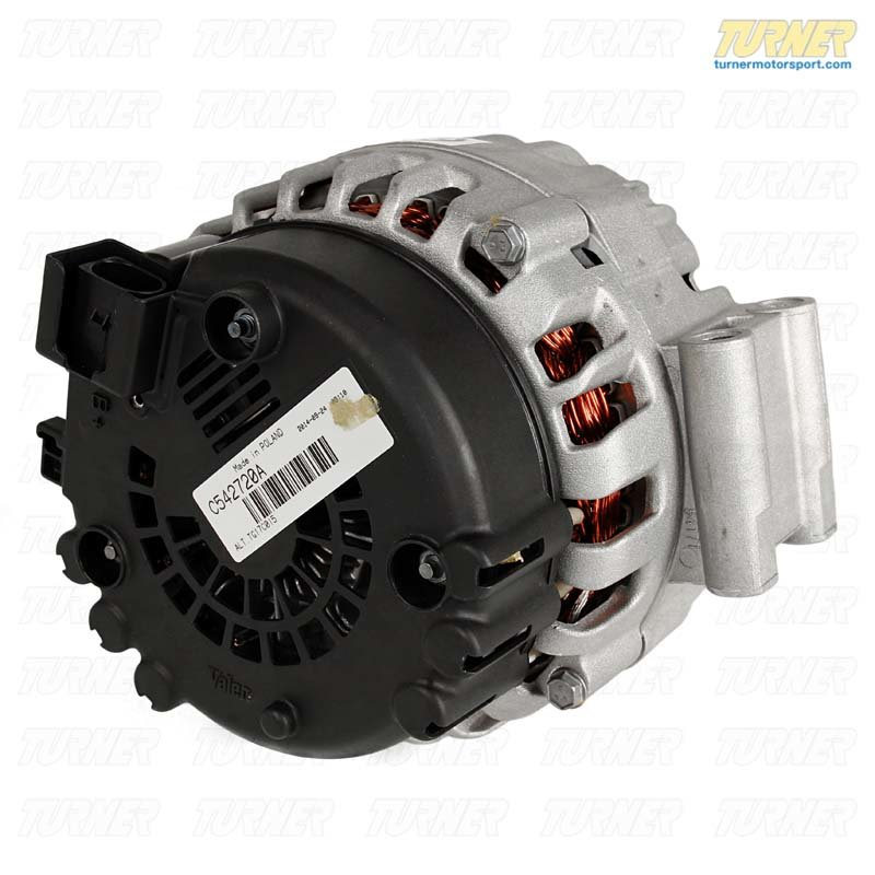 T#13086 - 12317525376 - Genuine BMW Rmfd Generator 185A - 12317525376 - E90 - Genuine BMW -