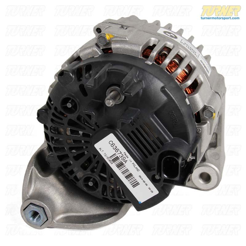 T#39045 - 12317837691 - Genuine BMW Rmfd Generator 150A - 12317837691 - E85,E86 - Genuine BMW -