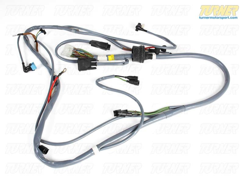 T#39734 - 12512161140 - Genuine BMW Engine Wiring Harness - 12512161140 - Genuine BMW -