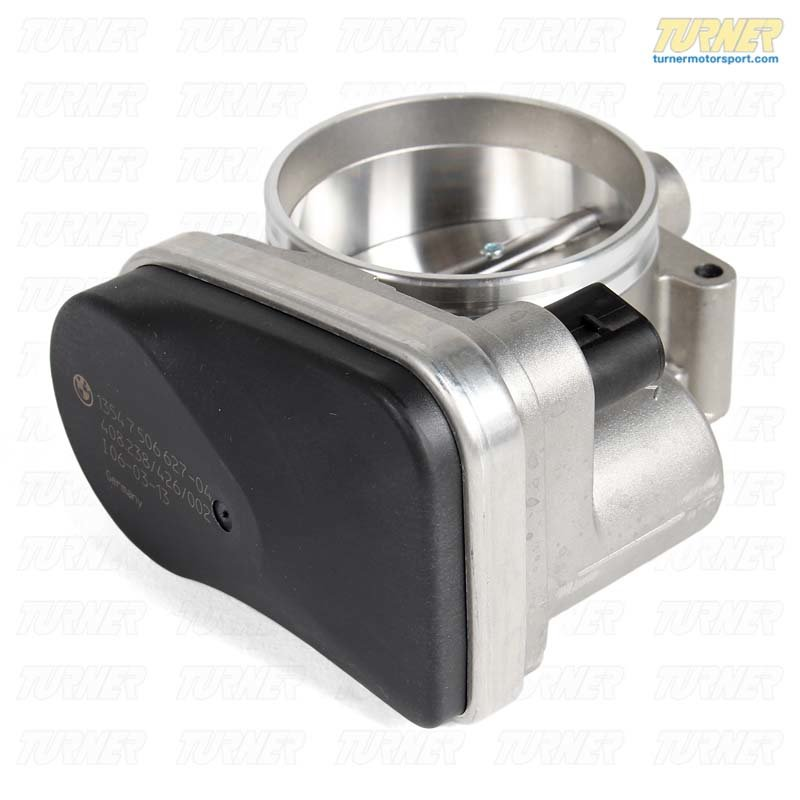 T#14921 - 13547506627 - Throttle Body Assembly - E53 X5, E60 545i, E63 645ci, E65 745i w N62 engine - Genuine BMW - BMW