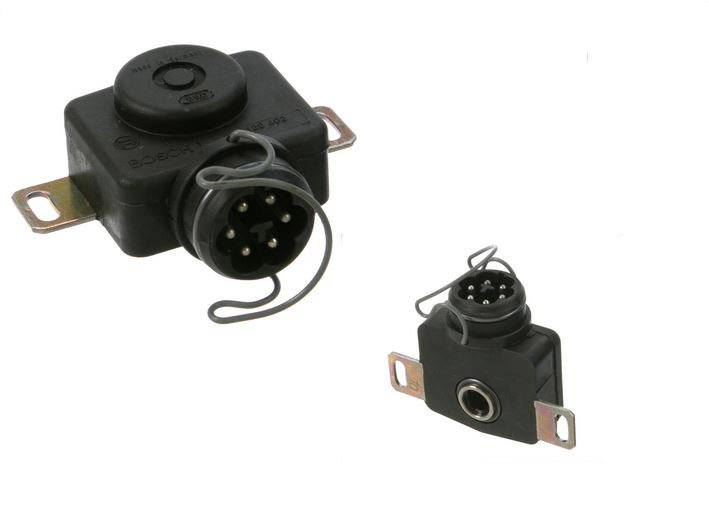T#42726 - 13631707320 - Genuine BMW Throttle Valve Switch Eh - 13631707320 - E30,E34 - Genuine BMW -
