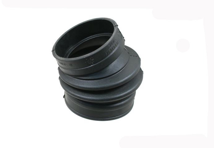T#7287 - 13711433979 - Intake Rubber Boot - From Mass Air Sensor to throttle - E36 318i 96-98, Z3 1.9 - Genuine BMW - BMW