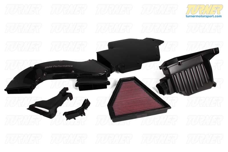 T#5187 - 13720444749 - Genuine BMW Performance Air Intake Kit - E82 128i, E88 128i - 2008+ - Genuine BMW - BMW