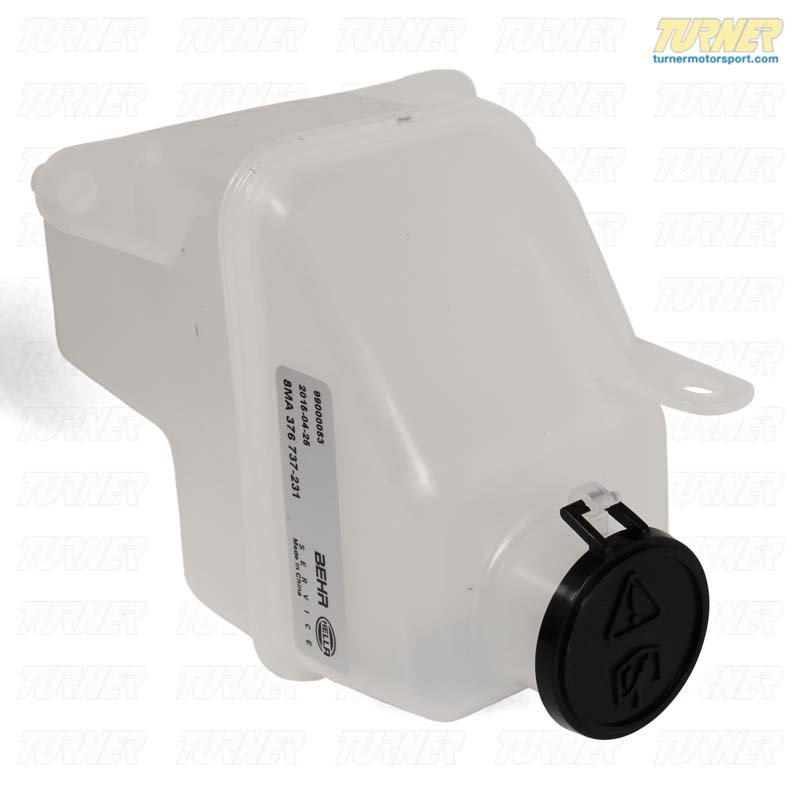 T#19450 - 17107509071 - Radiator Expansion Tank - MINI Cooper R50 R52 - Hella - MINI