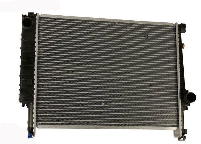 T#5256 - 17112227281 - MZ3 S54 OEM Behr Radiator (Upgraded Thicker Core Radiator for E36) - Mahle-Behr - BMW