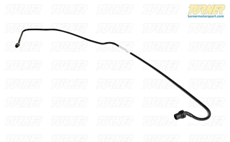 T#12482 - 17112229053 - Expansion Tank Water Pipe / Connecting Hose - E46 M3 - Genuine BMW - BMW