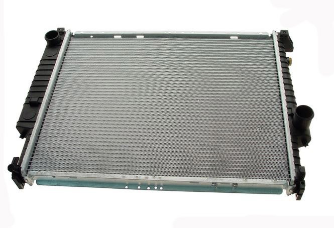 T#82 - 17112241912 - E30 325i 88-92 OEM Radiator - Manual Trans - Hella - BMW