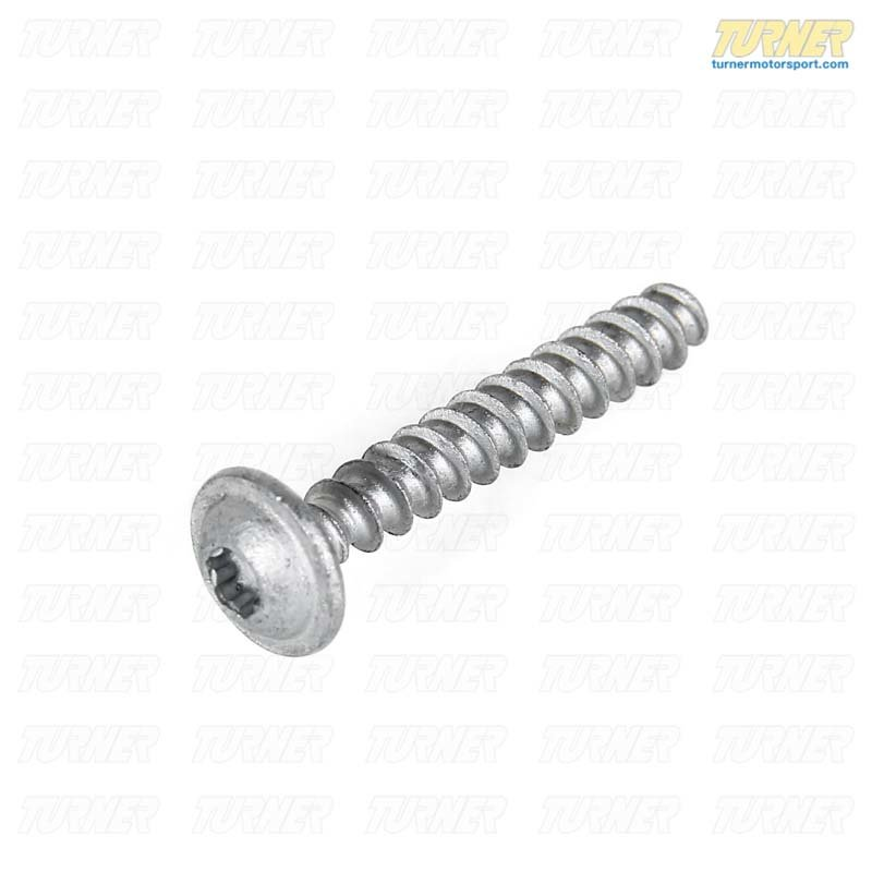 T#7455 - 17117536972 - Genuine BMW Radiator Screw Self Tapping 17117536972 - Genuine BMW -