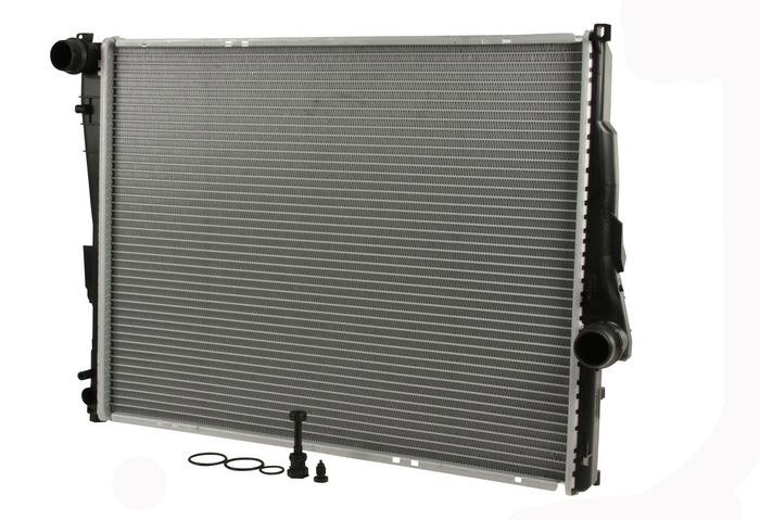 T#5800 - 17117548432 - E46 325ci 06 (M56 Engine) OE BMW Radiator - Genuine BMW - BMW