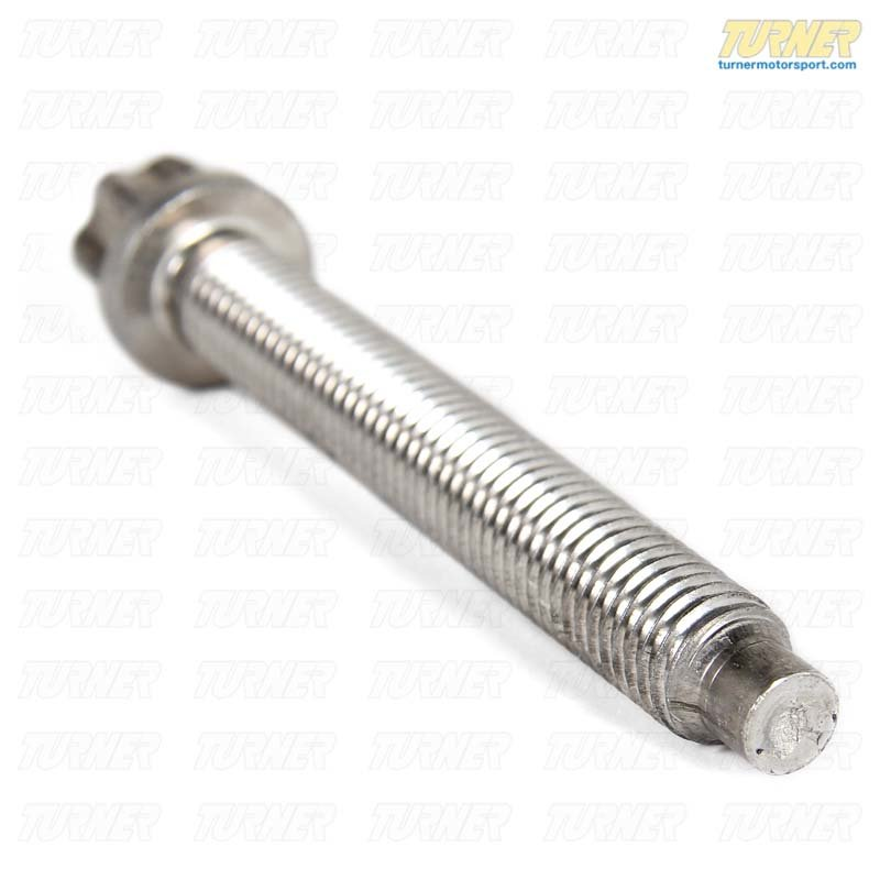 T#11497 - TMS11497 - Aluminum Bolt Kit for Bell Housing - E9x 335i, E82 135i, E60 535i - Rein - BMW