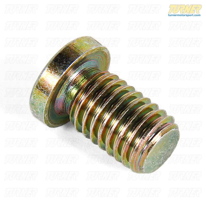 T#49790 - 23111224482 - Genuine BMW Screw M10X1,5 - 23111224482 - E30,E34 - Genuine BMW -