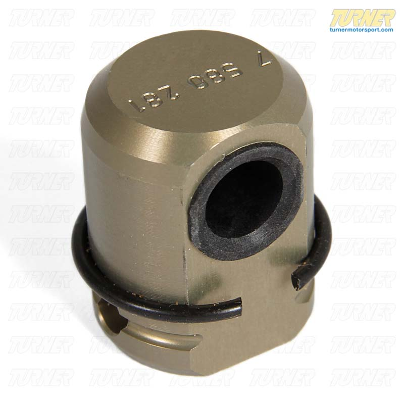T#12567 - 25117580281 - Shift Rod Joint - E36 E46 E39 E9x F30 F22 and more - Genuine BMW - BMW