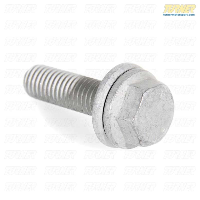T#12469 - 31106772199 - Genuine BMW Front Axle Hexagon Screw With Flange 31106772199 - Genuine BMW -