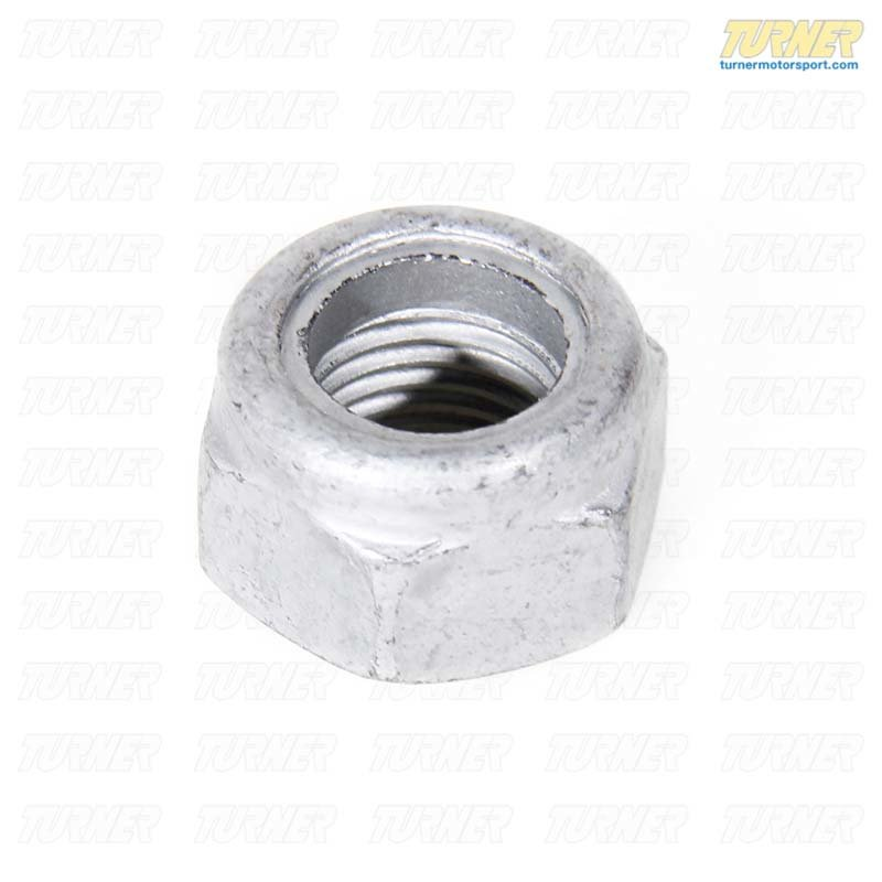 T#7689 - 31106774714 - Genuine BMW Front Axle Self-locking Hex Nut 31106774714 - Genuine BMW -