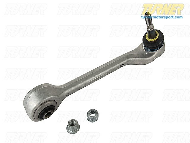 T#2341 - 31122347981 - Front Lower Control Arm - Left - E60 Xi - OE BMW Replacement - Genuine BMW - BMW
