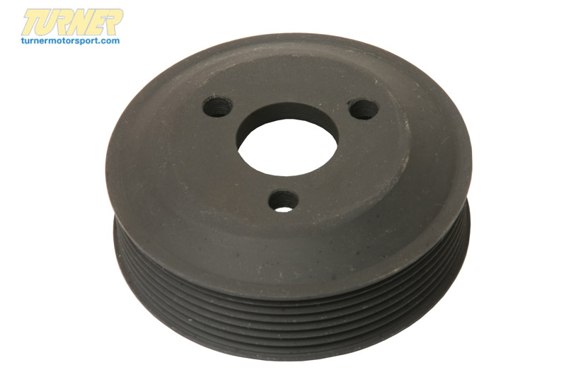 T#58558 - 32421736934 - Genuine BMW Pulley D=105mm - 32421736934 - E34,E38,E39 - Genuine BMW -