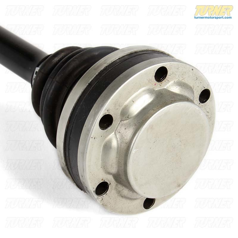 T#19807 - 33212228156 - Genuine BMW Rear Axle Shaft - E36 M3 Coupe - 27mm diameter - Genuine BMW -