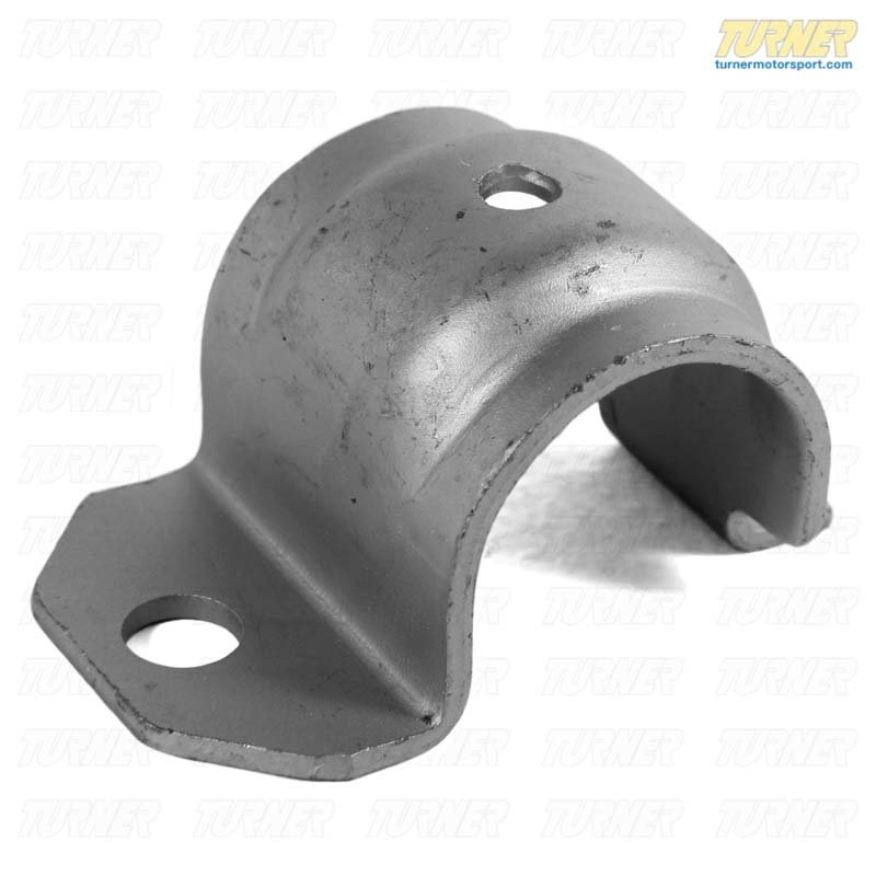 T#20847 - 33506779734 - Sway Bar Bushing Bracket (Steel) - Genuine BMW - BMW