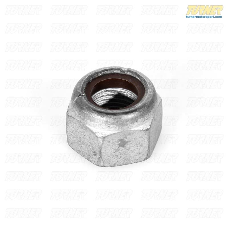 T#7989 - 33526773882 - Genuine BMW Rear Axle Self-locking Hex Nut 33526773882 - Genuine BMW -