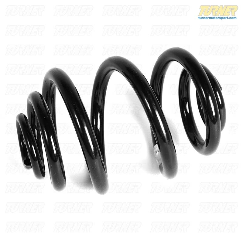 T#60936 - 33531095712 - Genuine BMW Rear Coil Spring  - E46 323ci 325ci 328ci 330ci - Genuine BMW - BMW