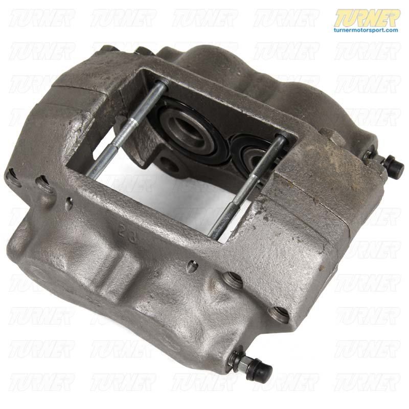 T#19908 - 34111151481 - Genuine BMW Caliper With Out Brake Pads Left 280X25 - 34111151481 - Genuine BMW -