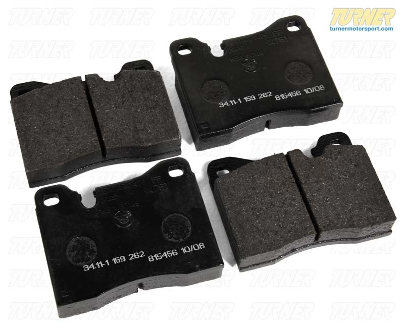 T#61557 - 34111159261 - Genuine BMW Repair Kit, Brake Pads Asbes - 34111159261 - Genuine BMW -